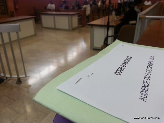 Les victimes devaient participer au procès depuis la France en visioconférence.