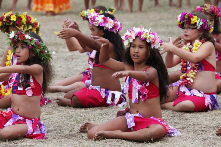Cette journée consacrée aux arts traditionnels aura pour thème l'acquisition et la transmission des savoirs au sein de Te Fare Upa Rau, depuis 37 années. (Photo : Christian Durocher/CAPF)