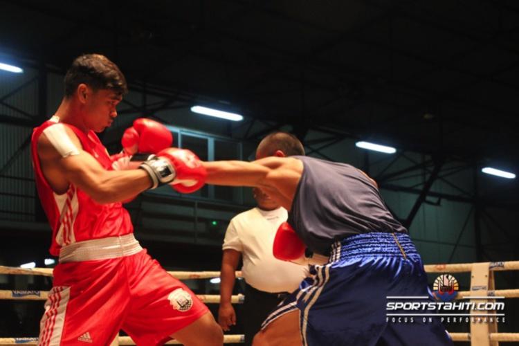Boxe : Le ring de Fautaua nous livre ses champions Open 2016
