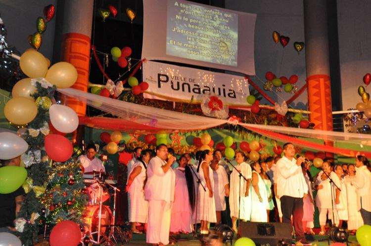 Concert spirituel jeudi à la mairie de Punaauia
