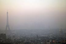 Pollution: 3e jour de circulation alternée en région parisienne, des mesures pour les transports propres