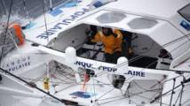 Vendée Globe: Le Cléac'h et Thomson dans le Pacifique jeudi après midi