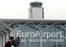 Un avion de tourisme s'écrase à Bâle-Mulhouse: un mort