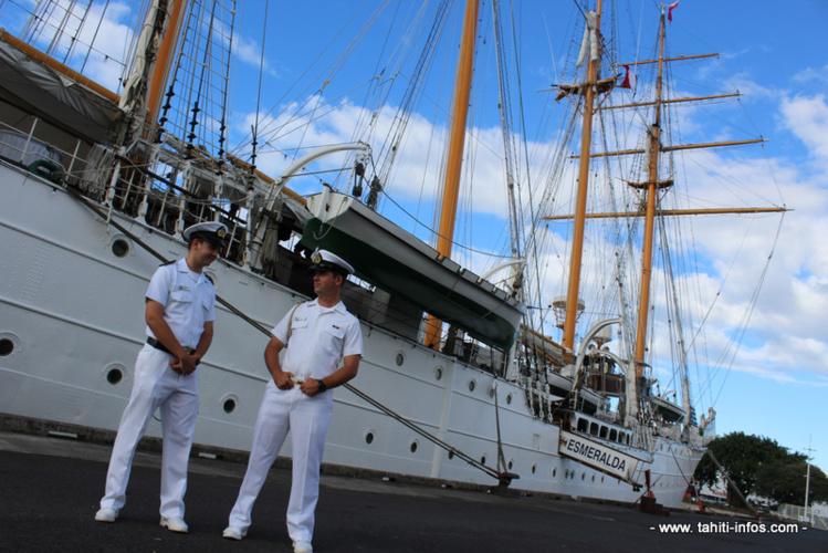L'Esmeralda, un bout de Chili à Tahiti