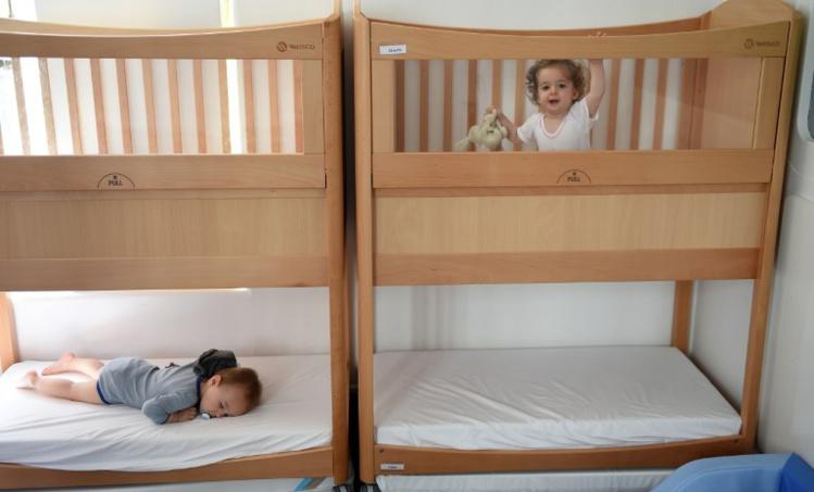 """Le bon vieux conseil 'Ne vous couchez jamais fâché' a un certain fondement. Il vaut mieux résoudre une dispute avant d'aller au lit"""". Photo AFP"""