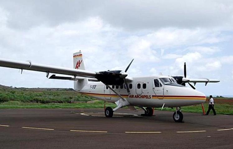 Grève à Air Archipels : des vols modifiés ou annulés de ou vers les Marquises