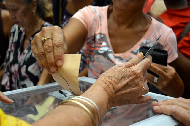 Pour voter aux élections présidentielles, il faut s'inscrire avant le 31 décembre