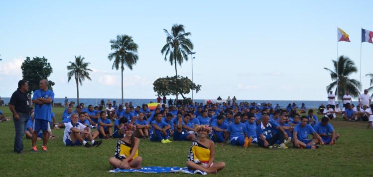 Jeux des Marquises : Ua Huka en tête