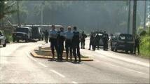 """Violences à St Louis en N-Calédonie: la gendarmerie recherche un individu """"dangereux"""""""