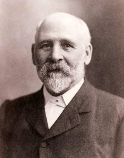 Henry Edward Partridge (1848 – 1931) avait fait fortune, entre autres, dans le négoce du tabac. C'est lui qui fut le déclencheur de la carrière de Lindauer en lui achetant quatre toiles en 1874 et en devenant son mécène.