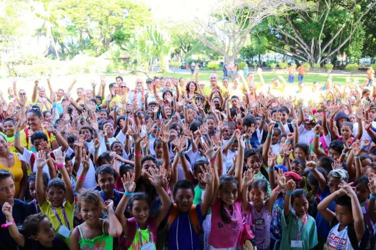 400 enfants ont participé au Noël organisé par l'association Police 2000
