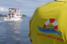 Sauvetage en mer : Tati Salmon à la tête de la nouvelle station de Maupiti
