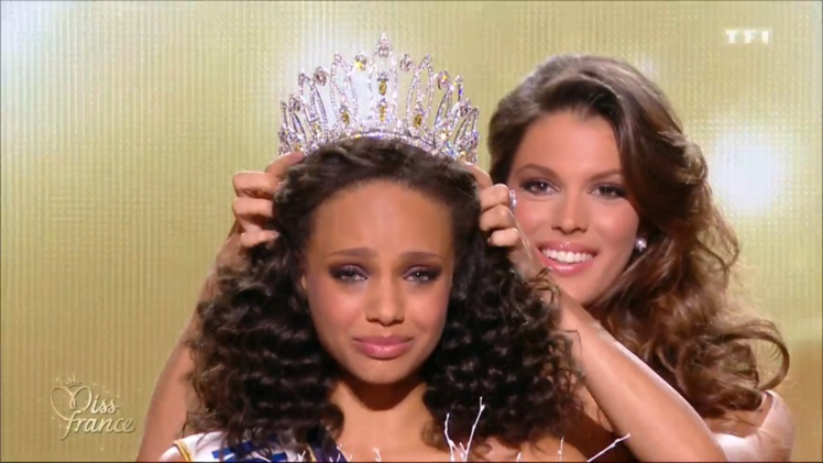 Miss Guyane élue Miss France 2017
