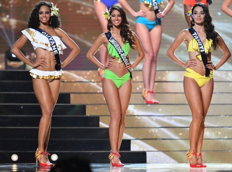 Miss France : Vaea Ferrand élue deuxième dauphine