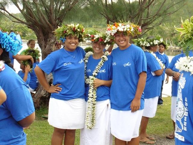 Les Filles de TAUAMAO