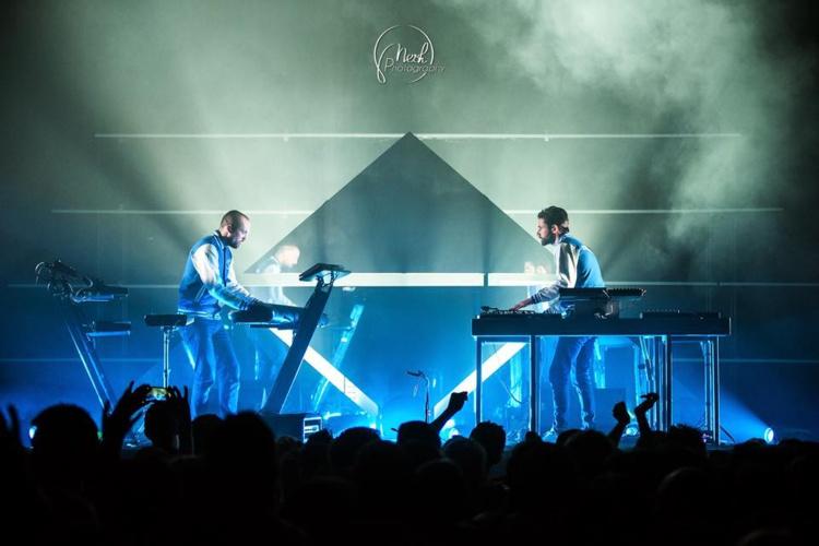 Alex et Paul de Synapson, les rois de l'électro-pop, débarquent au fenua dans un mois !