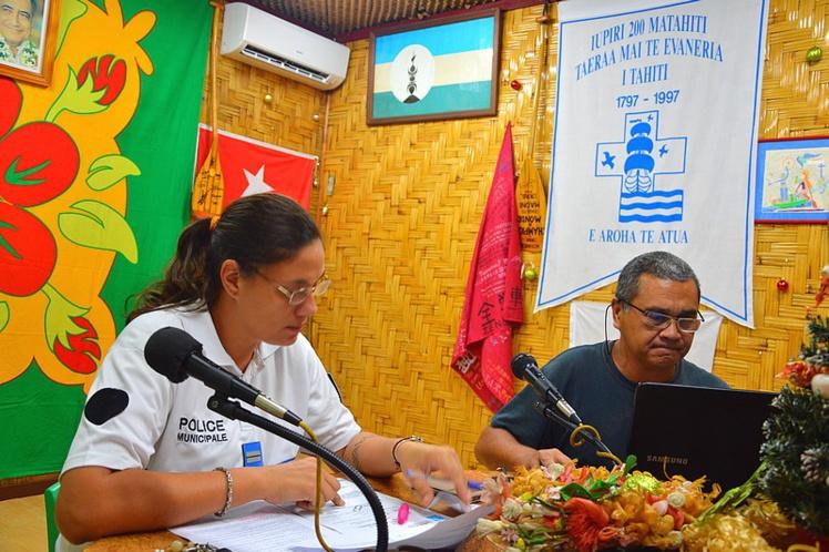 Brigade de proximité : du nouveau sur Radio Tefana