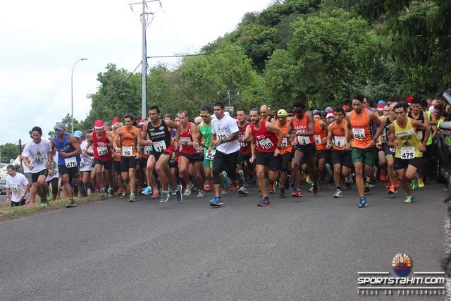 La course a été remportée par Samuel Aragaw