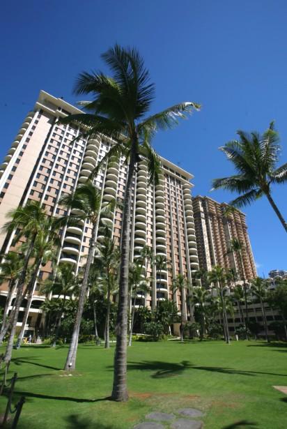 Waikiki, c'est aujourd'hui 120 hôtels et condominiums pour 30 000 chambres… et un taux de remplissage à faire rêver.