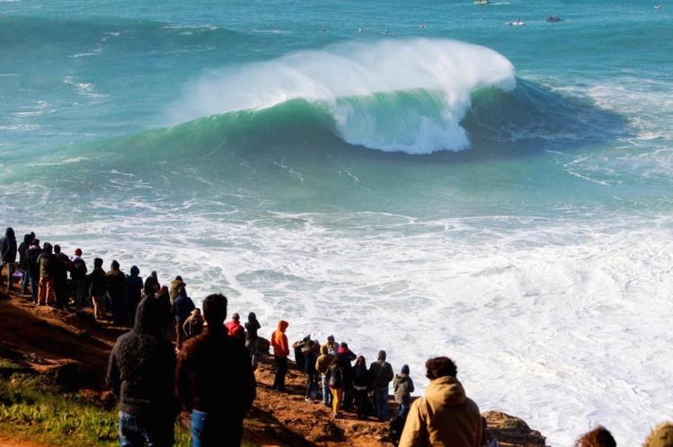 Le Nazaré Challenge 2016 sera-t-il le premier et dernier ?