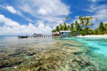 18 252,77 km2 d'espace maritime lagonaire et en haute mer de la commune de Fakarava font l'objet d'un projet de classement adopté hier en Conseil des ministres. (Photo : Olivier Babin)