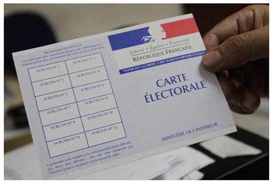 Pour voter en 2017, inscrivez-vous avant samedi