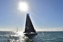 Vendée Globe - Le Cléach piégé dans un anticyclone, Thomson revient à 159 milles