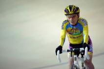 A 105 ans, Robert Marchand tente un nouveau record de vitesse à vélo