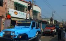 Taïwan: pole dance pour l'ultime voyage d'un homme politique