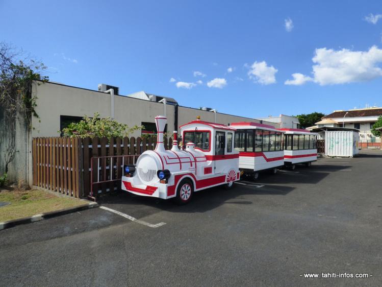 Papeete : le petit train bientôt sur les rails