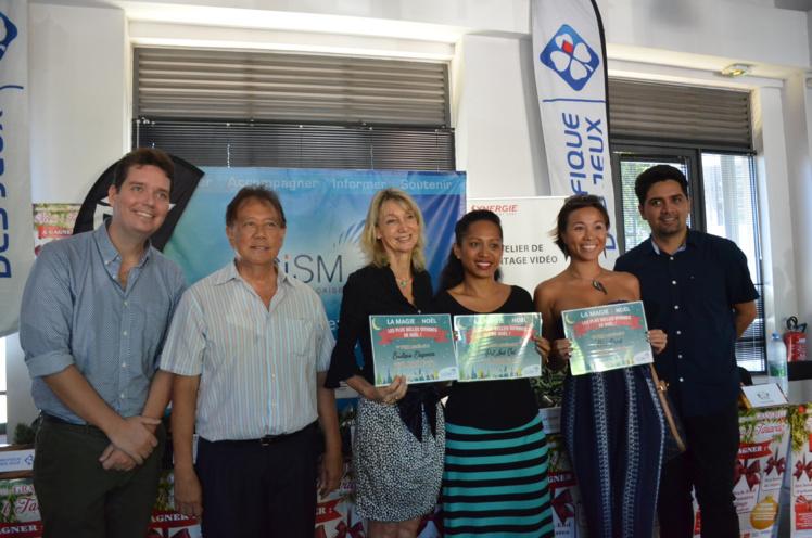 La CCISM a remis 73 prix aux gagnants des jeux concours de Noël
