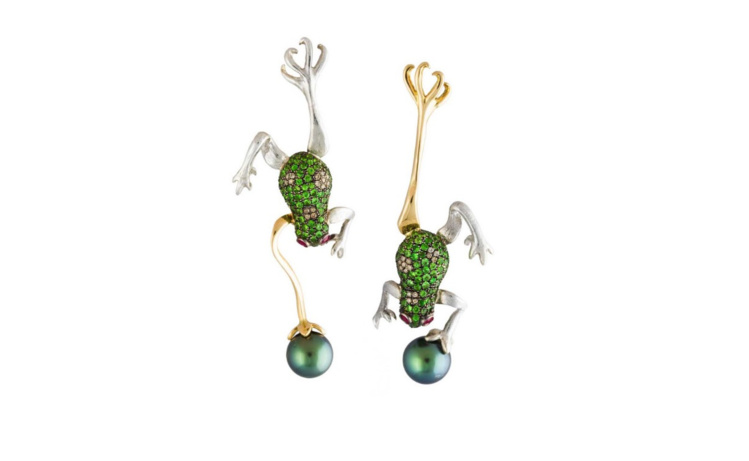 Des bijoux hors du commun avec des perles de Tahiti