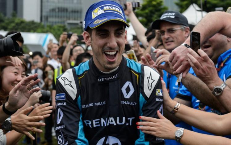 Pilotes de Formule E et as du e-sport s'affrontent à Las Vegas pour un million de dollars