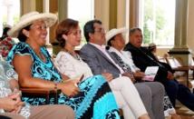 Voeux : le président Fritch rencontre les communautés religieuses