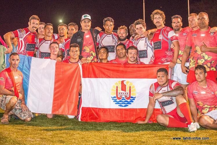 Rugby : le Papeete Rugby Club au tournoi international de Rapa Nui