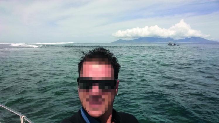 La zone de baignade la plus concernée va de la Pointe Vénus à l'embouchure de la Papenoo (zone des surfeurs), mais des cas ont également été décrits après des baignades à Arue, Punaauia (comme ici au spot de Sapinus) et Moorea. Un premier cas a été aussi déclaré aux Îles aux Sous-le-Vent, à Taha'a.
