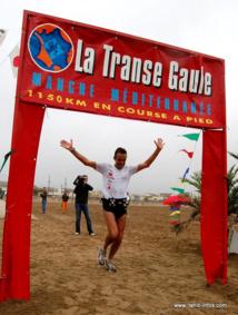 """Sept marathons, sept jours, """"sept"""" continents : le défi de Patrick Candé"""