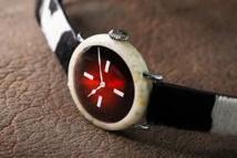 L'horloger suisse H. Moser crée une montre en fromage
