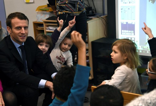 Macron creuse son sillon social sur les terres de Martine Aubry