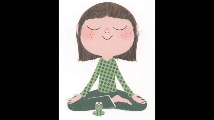 Page enfant : La méditation, c'est aussi pour les enfants