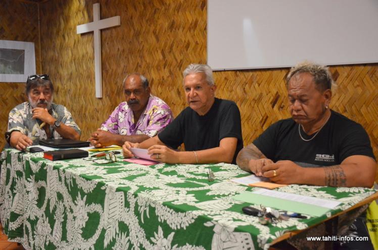 L'association Moruroa e Tatou a réagi jeudi matin suite aux dernières modifications adoptée par le Sénat sur le texte de la loi Morin.