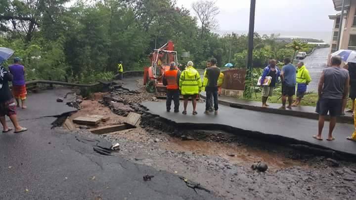 Inondations : Le point sur la situation des îles du vent et des îles sous le Vent