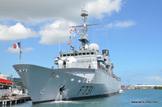 Grosse saisie de cocaïne au large des côtes polynésiennes
