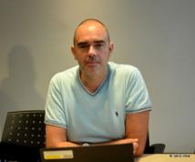 François Pillonneau, responsable de la sécurité des systèmes d'information pour la Polynésie française