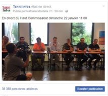 Intempéries et inondations: la conférence de presse des autorités