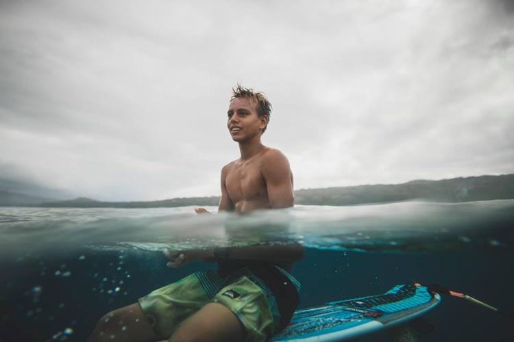 Surf Pro – Sunset Pro Junior : Kauli Vaast jusqu'en finale