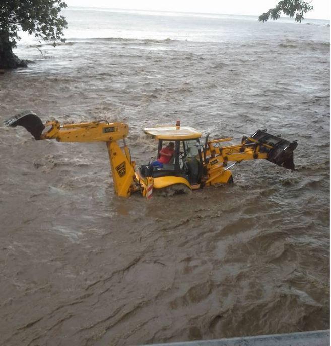 Calamité naturelle: la Ministre des Outremer envoie un fonds de secours