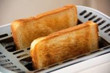 Ne grillez pas trop vos toasts... vous pourriez risquer le cancer