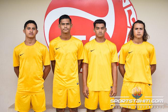 Qualif. Coupe du Monde U17 : Présentation de la ligne d'attaque des Tama Ura !