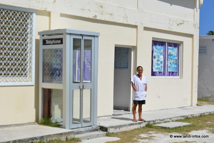 Le centre de soins de Fangatau (photo d'illustration)